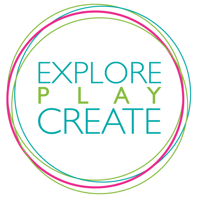 Explore Play Create logo