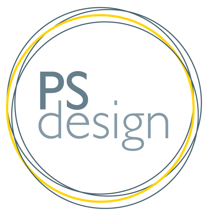 PS Design logo